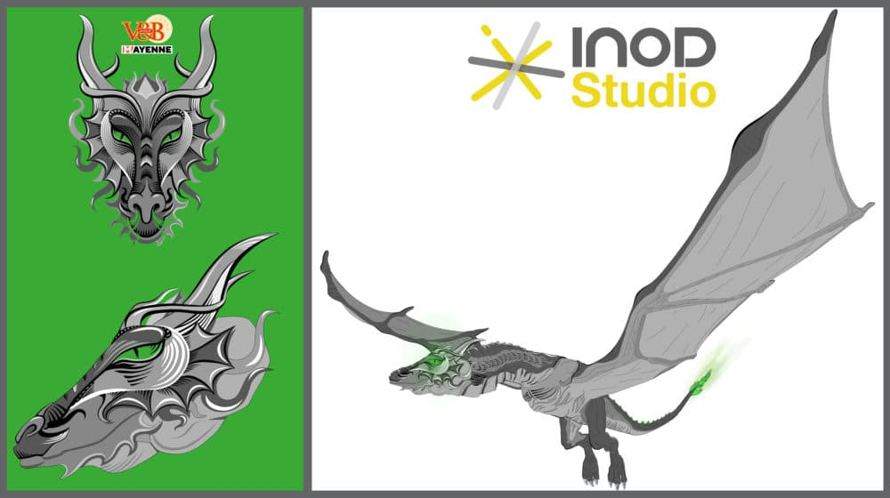 Planche validation dragon